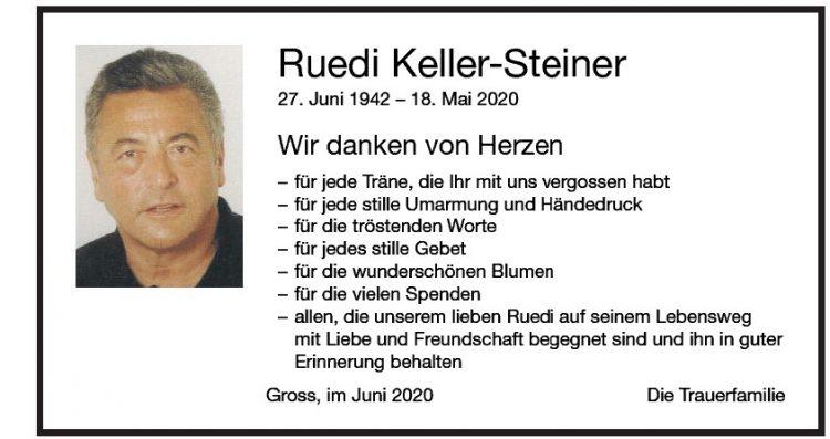 Ruedi Keller-Steiner