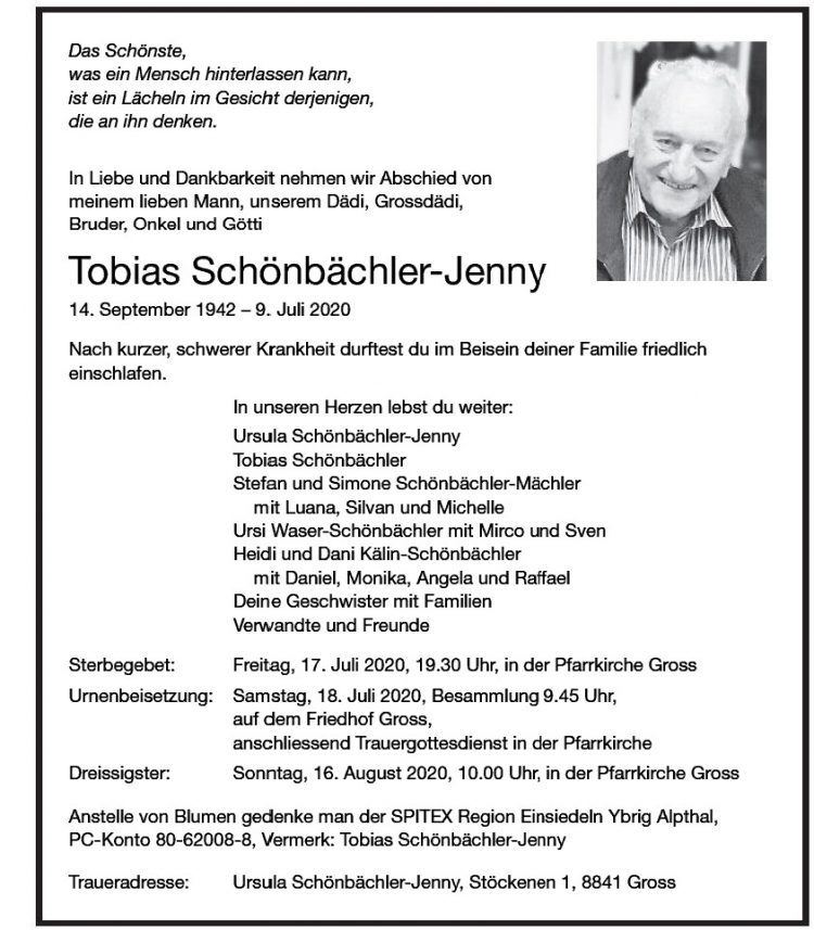Tobias Schönbächler-Jenny