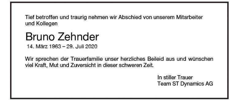 Bruno Zehnder