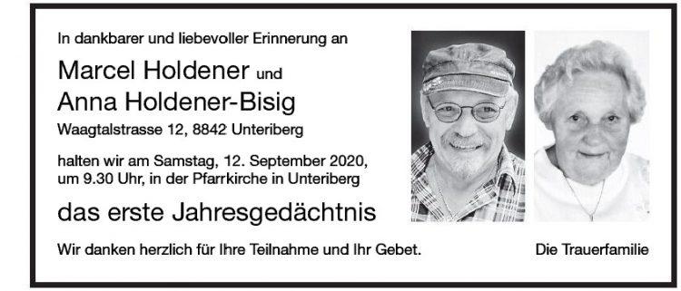 Marcel Holdener